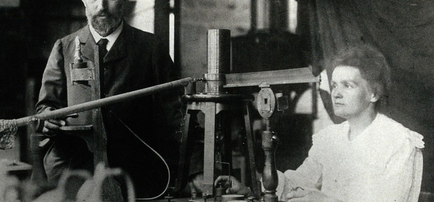 1896 – Pierre and Marie Curie Identify 'Radioactivity'